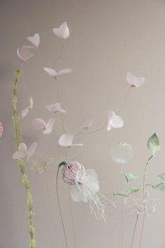 Laurence Aguerre - Sculptures Textiles   Jardins