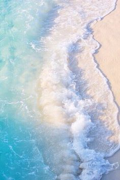 love photography beautiful summer vintage landscape inspiration dream water nature beach waves ocean sea wish seascape Peony Lim, All Nature, Amazing Nature, Nature Beach, Am Meer, Ocean Waves, Ocean Beach, Blue Beach, Beach Waves