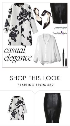 """""""Beautifulhalo 35"""" by black-fashion83 ❤ liked on Polyvore featuring Equipment, 3.1 Phillip Lim and Marc Jacobs"""