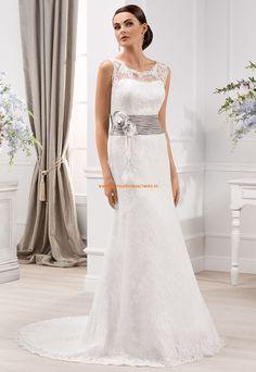 Elizabeth Passion Unique Bodenlange Hochzeitskleider aus Spitze