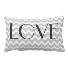 Gray Chevron Pillow http://www.branddot.com/14/gray_chevron_pillow-189458752452122810
