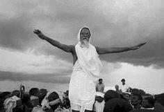 1953 :: Bihar, India, Vinoba Bhave // preacher and politician