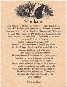 Samhain Sabbat