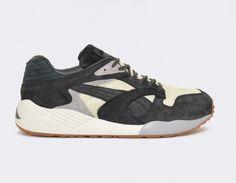 #Puma x #BWGH XS-850 - Dark Shadow #Sneakers