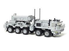 LEGO War Crocodile Wide Area Air Defense Missile System 12 | by popo lego