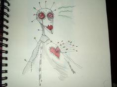 Tim burton's Voodoo Girl