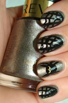 Halloween nail art inspiration!