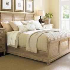 Lexington Monterey Sands Cypress Point Panel Bed from Wayfair