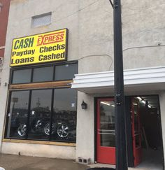 Cash Express Opens New Office in Central Business District