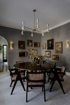 Dining Room Design, Dining Area, Dining Table, Dining Rooms, Fine Dining, Multipurpose Room, Home Decor Trends, Decor Ideas, Design Firms