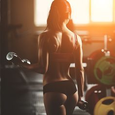 Kick Your Own Butt with This Great Glutes Workout
