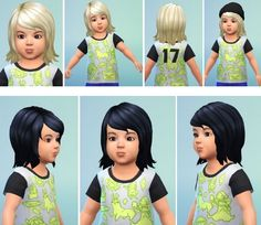 Birkschessimsblog: BabysBob for Toddler • Sims 4 Downloads