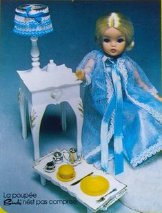 Sindy dolls, outfits and accessories released in Noth America in 1978 & 1979 Vintage Barbie, Vintage Dolls, Vintage Art, My Childhood Memories, Childhood Toys, 80s Furniture, Tammy Doll, Sindy Doll, Old Toys