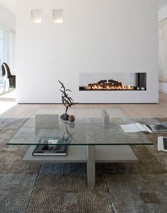 Zen coffee table