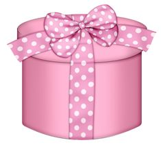 White striped gift box png clipart image planner happiness pink round gift box png clipart negle Gallery