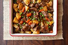 Make and share this Crock Pot Rustic Lamb Stew recipe from Food.com.