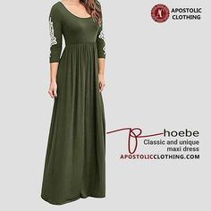 """Apostolic Clothing on Instagram  """"Phoebe is now restocked in many colors  including black in S-XL. Get yours while they last here   http   ow.ly Y2Oy30mqg8E ... 201981708de"""