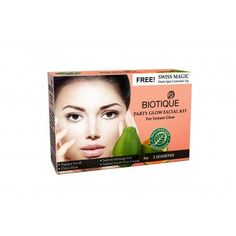 Bio Party Glow Facial kit for Instant Glow