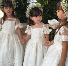 AMANDICA INDICA... e dá dicas!!!: Bué Kids - Vestidos Damas e Festas Infantis por Cr...