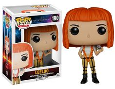Amazon.com: Fifth Element - Leeloo: Funko Pop! Movies:: Toys & Games