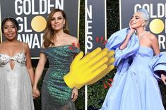 29 Mujeres en los Golden Globes que demostraron lo fabulosas que son Duke And Duchess, Duchess Of Cambridge, Buzzfeed, Paris And Nicole, The Baftas, Homemade Dressing, Stunning Women, Prom Dresses, Formal Dresses