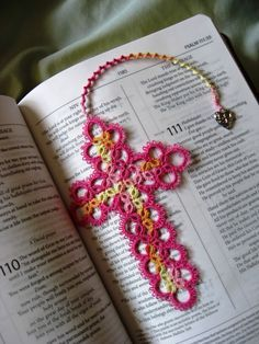 christian inspired crochet jewelry patterns - Google Search