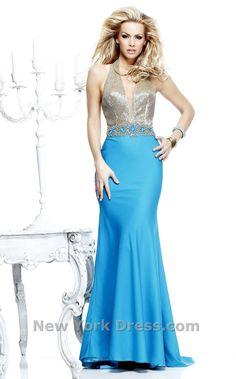 Tarik Ediz 92308 Dress - NewYorkDress.com