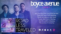 Boyce Avenue - Family (Lyric Video) on Spotify & iTunes