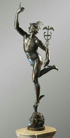 Mercurio del Giambologna_Bargello