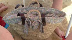 Mi cesta de la playa, la hice yo hace 4 años y dura y dura