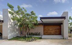 10 fachadas de casas pequeñas ¡por arquitectos mexicanos!