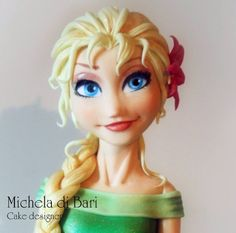 (37) Elsa tutorial viso ♥ Elsa face tutorial