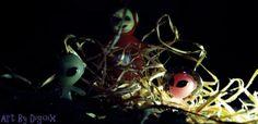 Art macabra, Alienígenas, OVNIs e Diversas.