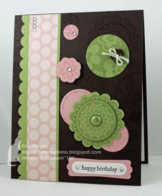 Sketchy Circles by kyann22 - Cards and Paper Crafts at Splitcoaststampers