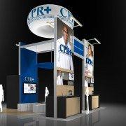 CPR+001 – 20×20 Trade Show Exhibit Rental