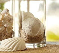 vase filler for sea decoration