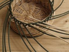 Obrazek Paper Basket Weaving, Bic Lighter, Rolled Paper, Rattan, Decorative Bowls, Decoupage, Handmade, Matisse, Home Decor