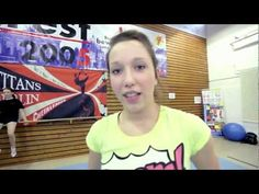 "Titans Berlin Cheerleader ""Training Tag"" - YouTube"