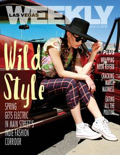 In this issue: all things spring fashion