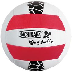 Tachikara Giraffe Pattern Volleyball so cute!!!