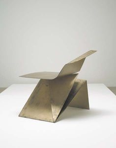 Origami Chair by Philip Michael Wolfson
