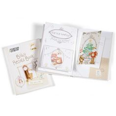 Record your little one's special moments with Mamas & papas Baby record book.