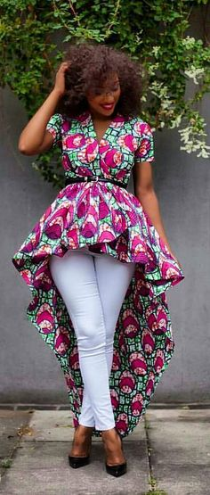 Here are the stunning African fashion dresses everyone will love to have in The list includes Ankara dresses, kente fashion, kitenge fashion and African Tops, African Dresses For Women, African Print Fashion, African Attire, African Wear, African Fashion Dresses, Ethnic Fashion, African Women, Girl Fashion