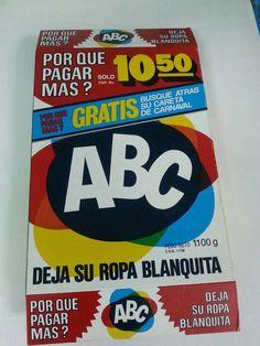 DETERGENTE ABC