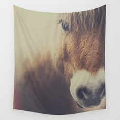 The curious girl Wall Tapestry by HappyMelvin   Society6
