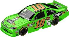 Danica Patrick Lionel Nascar Collectables 2012 GoDaddy.com Diecast by RacingGifts. $74.00. This new Nascar Collectible is a 1:24 scale limited edition diecast collectible that includes over 100 working total parts. With a diecast body and chassis, this sleek replicas authenticity is evident. Key features also include: hood and trunk open, manufacturer-specific engine detail, accurate header contour and simulated exhaust openings. Each 1:24 scale diecast will also contain a ...