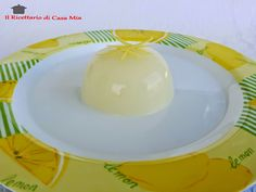Gelo di Limone alla Siciliana