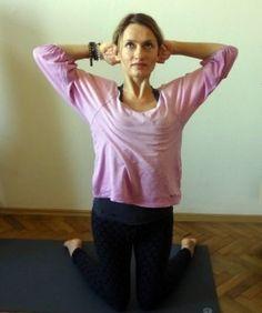 Hormonální jóga - cvik Mahasana – protažení hrudníku Style, Fashion, Swag, Moda, Fashion Styles, Fashion Illustrations, Outfits