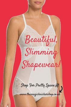 34bca888189 Shapewear doesn t have to be plain and ugly. This slimming bodysuit is  living