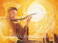 HG Leiendecker - The Song Of The Sun - Francis of Assisi